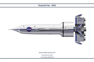 Fantasy 647 Thunderbird One NASA by WS-Clave