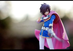 Tales of Destiny: Leon Magnus by angstxiety