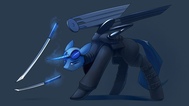 The Way of Sword by Underpable