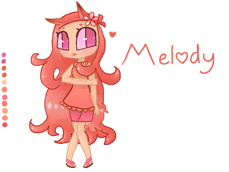 Melody Ref by 3Jade3green3