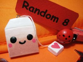 Kawaii Tea Bag by efeeha