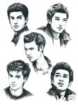 Andrew Garfield by kimpertinent
