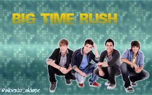 Big Time Rush by AlbertoA