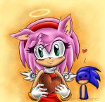 Tribute to Amy by flickersowner