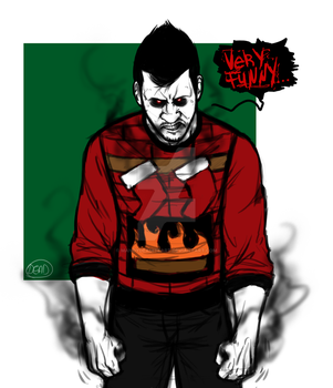 Redundant Xmas Sweater by MandyDeaDiteArt