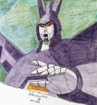 Surprised Cyclonus by Blackwitch31