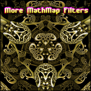 More Filters for Mathmap by photocomix-resources