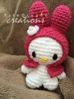 Melody Hello Kitty and Friends by acapulco1402