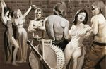 In The Torture Chamber by peterpulp