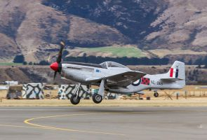 North American Aviation P51-D Mustang by ARC-Photographic