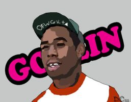 Tyler,The Creator by LeaireDavinci