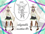 Adoptable Auction #1 - CLOSED by jellification