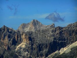 Mighty mountains by edelweiss26