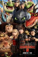 How to train your Dragon 2 Poster 7 by wolfboss22