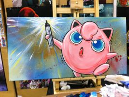 Jiggly Puff by Lopan4000