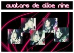 Avatars alice nine by Yren