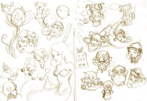 Sketches 18_06_2007 by michan