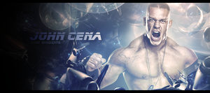 John Cena signature by PainSindicate