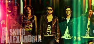 Asking Alexandria Wallpaper by LittleDeathBat