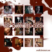 True blood icon bases by evex81