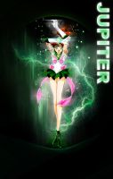 Sailor Jupiter by psuncar