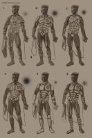 Robin Armour Concepts by mansarali