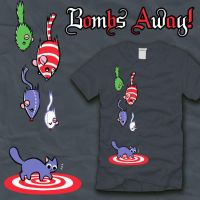 Bombs Away or: how I learn to by amegoddess