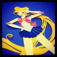Sailor Moon by Shimakotodo