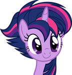Vector #152 - Twilight Sparkle #10 by DashieSparkle