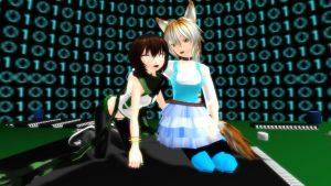 MMD Selfy and Dusty Updates by CrimsonKingie
