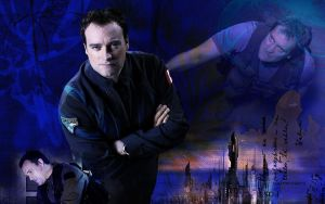 Rodney McKay Wallpaper by grace2design