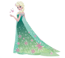 elsa frozen fever 2 by fenixfairy