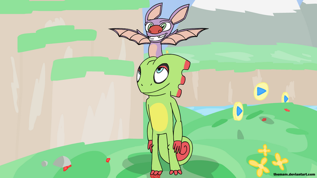 Quite the Rare Duo by TheMAM