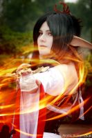 Ashura Cosplay by FaytheCosplay