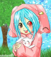 ::YaY BuNneh:: by AnimeLover536