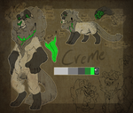 Creme ref 2014 by CremexButter