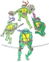 TMNT by Code-E
