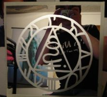 Seal of Metatron Mirror Etch by thehotmageaeris