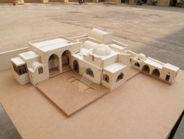 Fouad Riad House-Model by elen-del