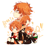 sketchpage--Hinata HQ!! by Relxion-sama