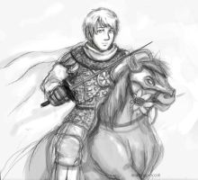 APH: Russian knight by deathbybroccoli