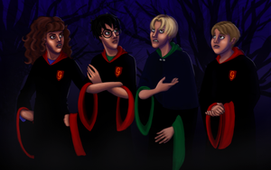 HP Art Project - Final by Rotae