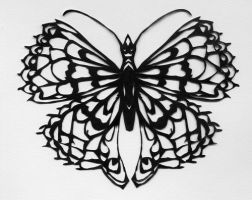Butterfly II by mib4art