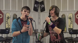 King For a Day Dual Vocal Cover by DarkendDrummer