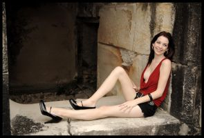 Kathryn - Middle Head 2 by wildplaces