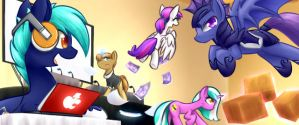MLPBronycon - Staffing Banner by DShou