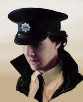 Sherlock: Security by radiohamlet