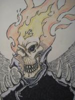 Ghost Rider by Diablovill