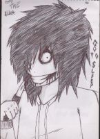 Jeff The Killer by Akira-Keine-Hoffnung