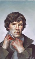 Sherlock in color by chunkymacaroni